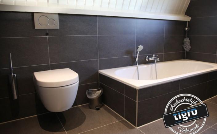 Badkamer – Barneveld | Tigro Bouwbedrijf