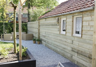 Tigro Bouwbedrijf - tuinrenovatie