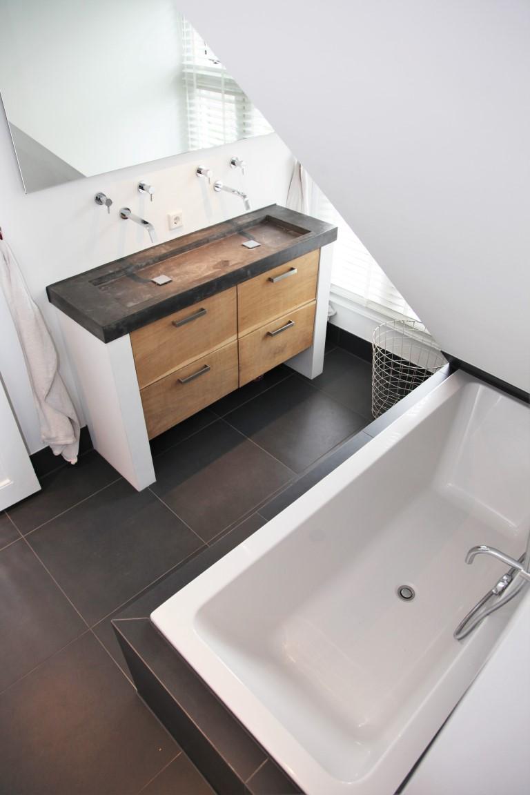 Badkamer Barneveld – 1 (Medium) | Tigro Bouwbedrijf